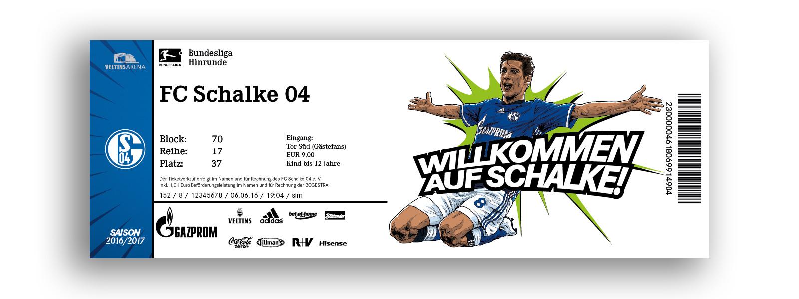 Schalketickets